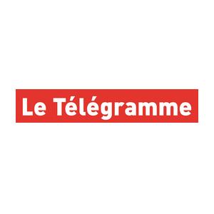 Logo visuel du jounal le télégramme