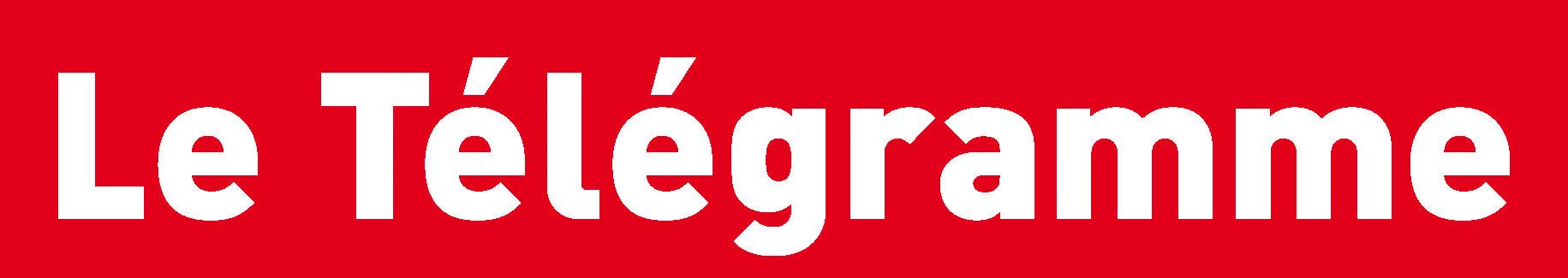 Le logo graphique du Télégramme.