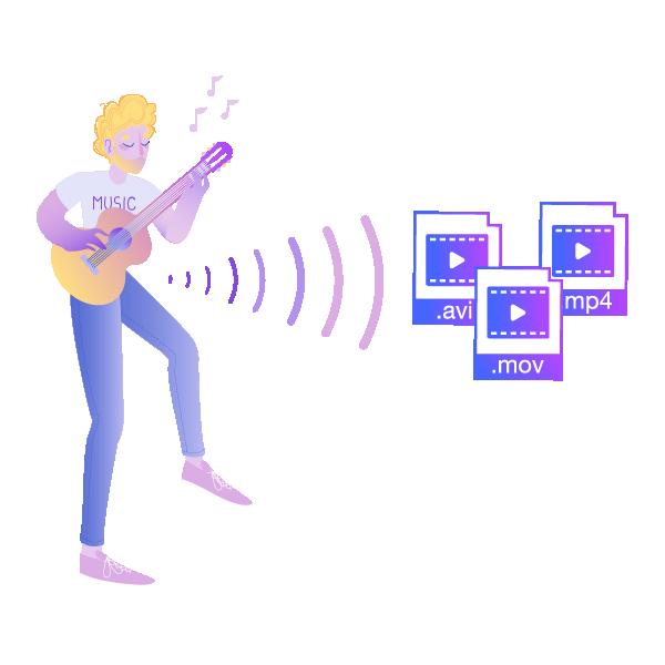 Confiez la sonorisation et l'habillage musical de vos productions audiovisuelles à notre réseau de professionnels du son.