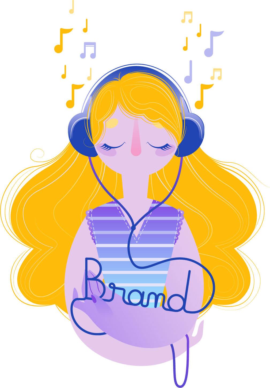 Utilisez le marketing audio pour améliorer la mémorisation de votre marque.