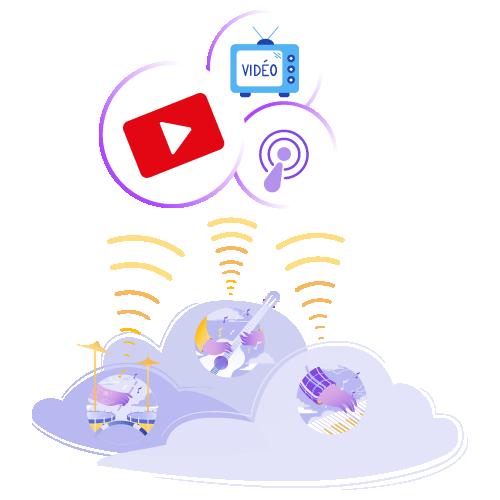 Confiez l'habillage sonore de vos vidéos et podcasts à notre réseau de plus de 700 professionnels de l'audio.