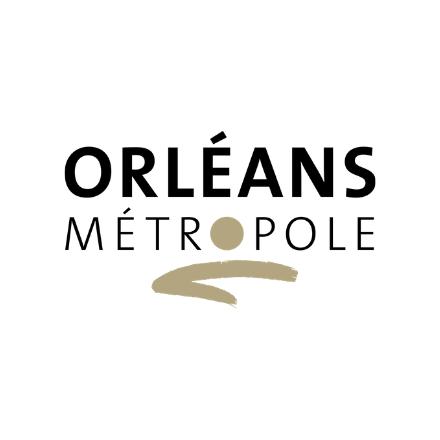 Logo de Orléans Métropole